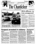 Chanticleer | Vol 39, Issue 20