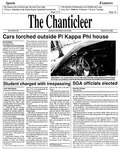 Chanticleer | Vol 39, Issue 23