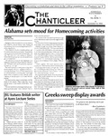 Chanticleer | Vol 40, Issue 11