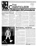 Chanticleer | Vol 41, Issue 8