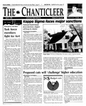 Chanticleer | Vol 42, Issue 25