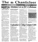 Chanticleer | Vol 43, Issue 8