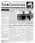 Chanticleer | Vol 45, Issue 5
