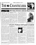 Chanticleer | Vol 45, Issue 8