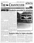 Chanticleer | Vol 45, Issue 13