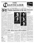 Chanticleer | Vol 49, Issue 9