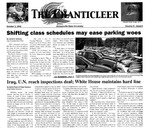 Chanticleer | Vol 51, Issue 6
