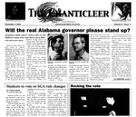Chanticleer | Vol 51, Issue 11