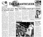 Chanticleer | Vol 51, Issue 13
