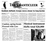 Chanticleer | Vol 51, Issue 25
