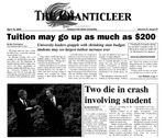 Chanticleer | Vol 51, Issue 27