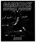 Chanticleer | Gamecock Softball Preview 2003