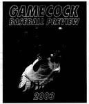 Chanticleer | Gamecock Baseball Preview 2003