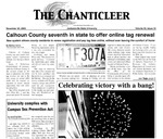 Chanticleer | Vol 52, Issue 14