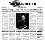 Chanticleer | Vol 52, Issue 16