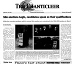 Chanticleer | Vol 52, Issue 22