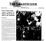 Chanticleer | Vol 53, Issue 1