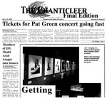 Chanticleer | Vol 53, Issue 27