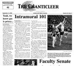 Chanticleer | Vol 54, Issue 3