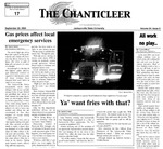Chanticleer | Vol 54, Issue 5