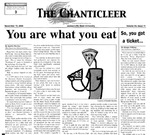 Chanticleer | Vol 54, Issue 11
