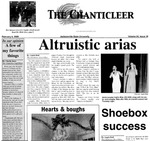 Chanticleer | Vol 54, Issue 18