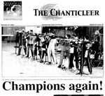 Chanticleer | Vol 54, Issue 20