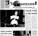 Chanticleer | Vol 54, Issue 26