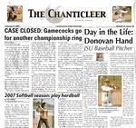 Chanticleer | Vol 55, Issue 18