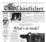 Chanticleer | Vol 56, Issue 15
