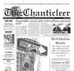 Chanticleer | Vol 56, Issue 21