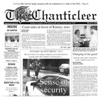 Chanticleer | Vol 56, Issue 23