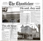 Chanticleer | Vol 57, Issue 17
