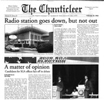 Chanticleer | Vol 57, Issue 20