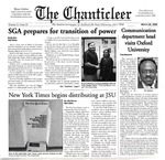 Chanticleer | Vol 57, Issue 22