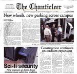 Chanticleer | Vol 58, Issue 1