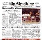 Chanticleer | Vol 58, Issue 9