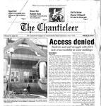 Chanticleer | Vol 58, Issue 22