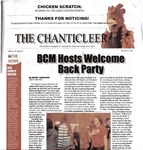 Chanticleer | Vol 59, Issue 15