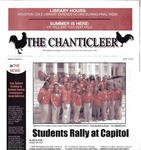 Chanticleer | Vol 59, Issue 25