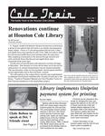 Cole Train | v.2, no.1 (Fall 2003)