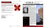 Cole Train | v.11, no.2 (Fall 2014) by Houston Cole Library