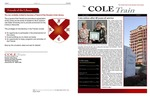 Cole Train | v.12, no.2 (Fall 2015)