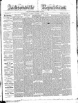 Jacksonville Republican   August 1875