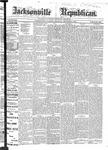 Jacksonville Republican | September 1882 by Jacksonville Republican (Jacksonville, Ala. : 1837-1895)
