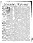 Jacksonville Republican   May 1885