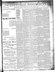Jacksonville Republican   March 1889