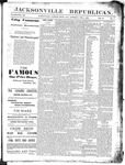 Jacksonville Republican   February 1890