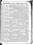 Jacksonville Republican | April 1890