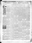 Jacksonville Republican | August 1891